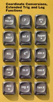 HP 9100A Conversion Trig and Log Keys02
