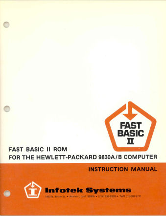 Infotek Fast Basic II Manual02